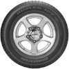 Bridgestone Dueler D687 Side View