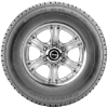 Bridgestone Dueler D689 Side View